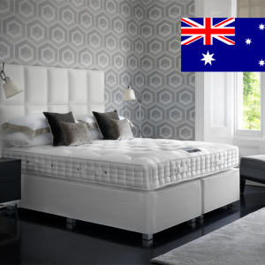 British beds delivered to Australia