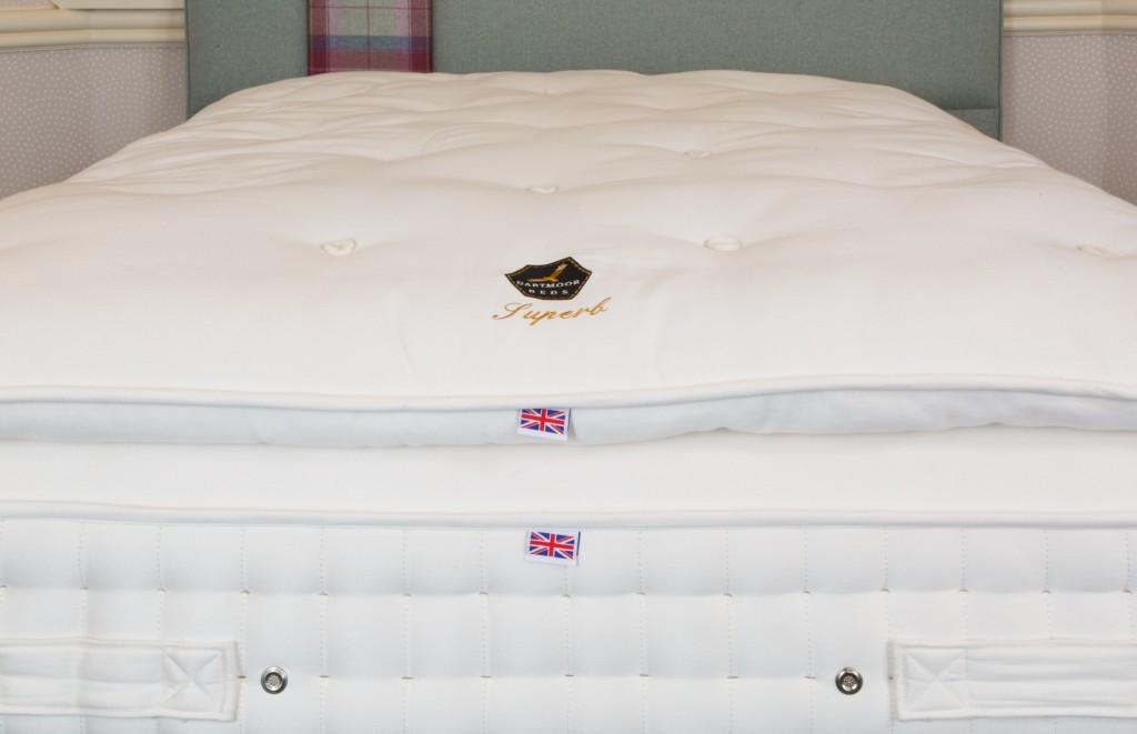 Dartmoor Spring Offer Mattress Topper
