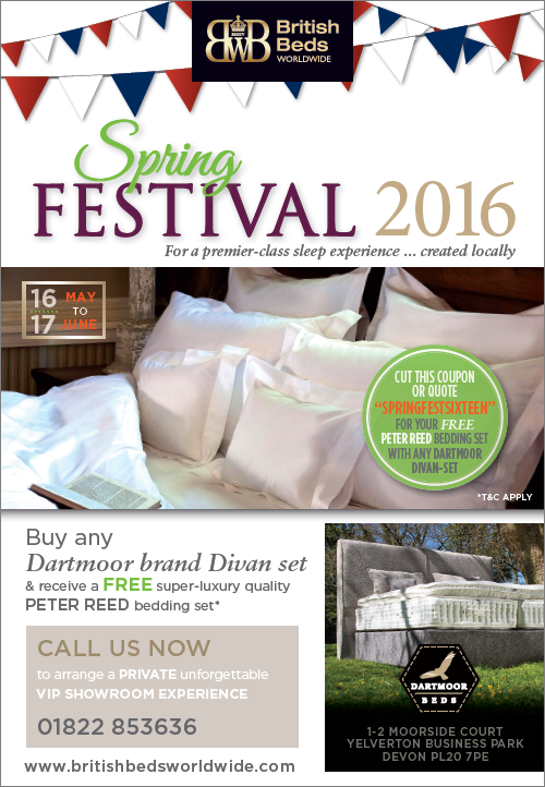 Dartmoor Spring Bed Offer