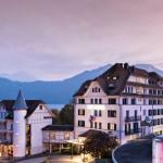 Park Weggis Switzerland