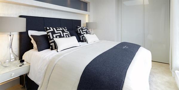 Inside Luxury Beds