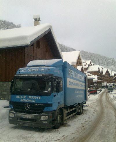 British Beds Snow Offer
