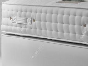 woolroom Herdwick 2500 mattress - corner