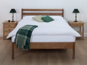 Bampton Bedstead with Horizontal Bars