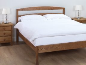 Snowshill Bedstead with Horizontal Bars
