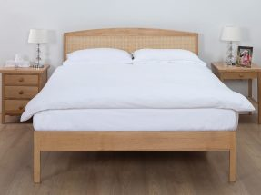 Snowshill Caned Bedstead