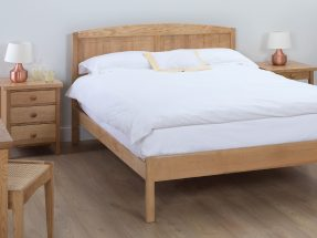 Snowshill Panelled Bedstead