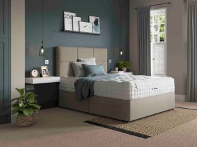 Relyon Luxury Pashmina 2350 Bed and Contemporary Headboard