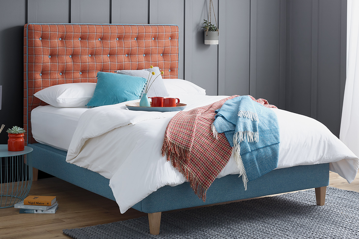 How to design your bed